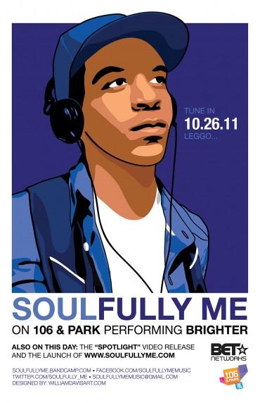 Soul on 106 & Park 2011 Poster