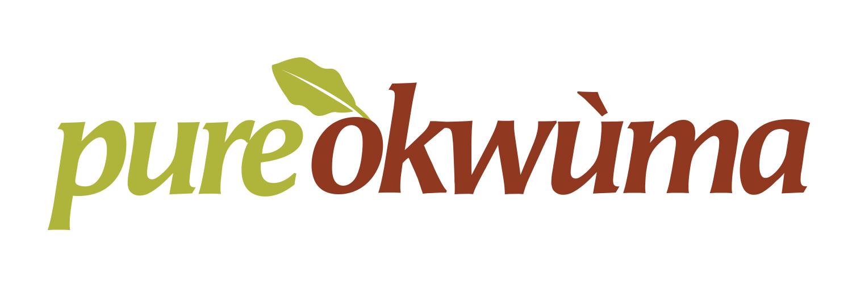 Pure Okwuma Logo 2clr Web