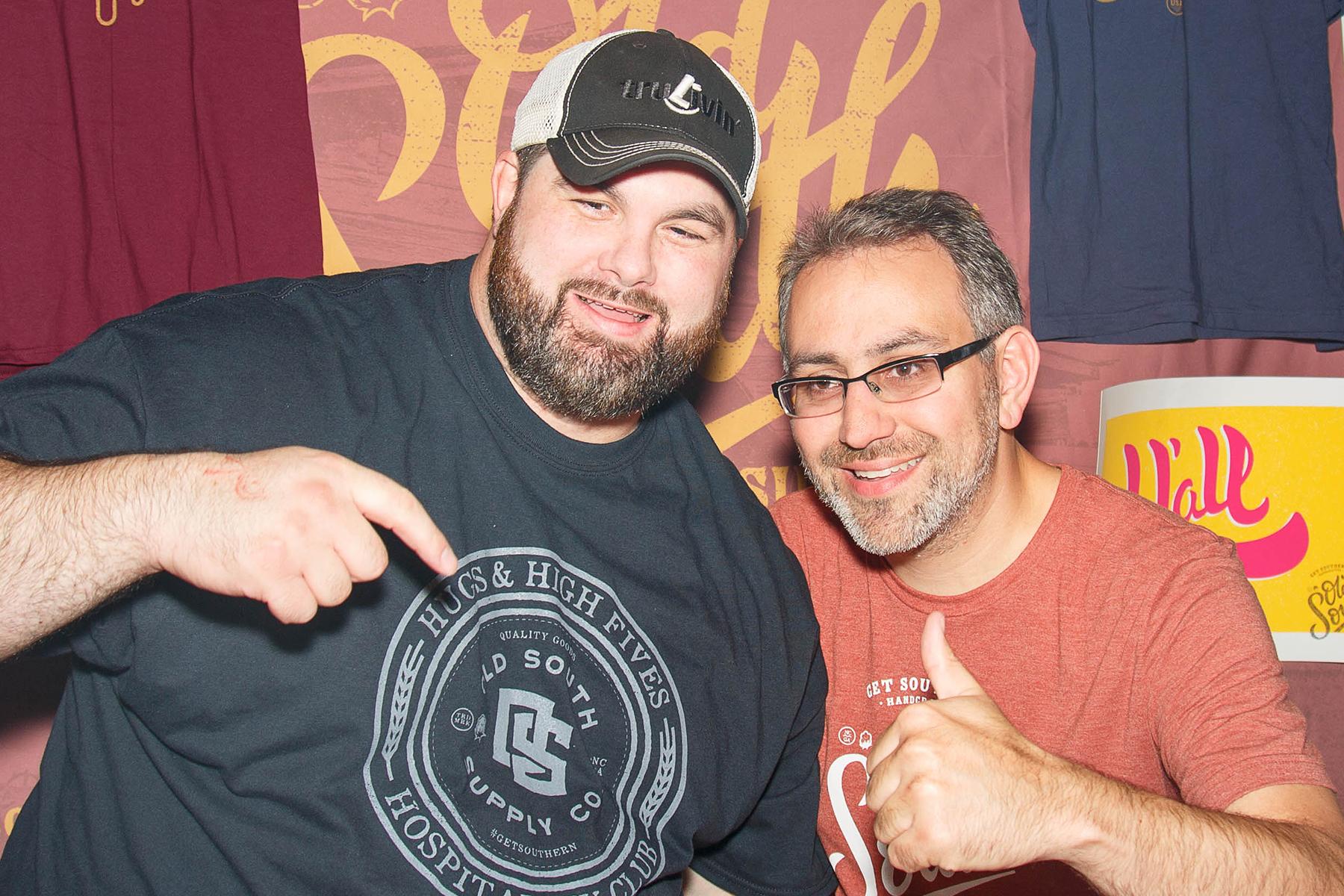 WMC Fest 5 - Mike Jones & Lenny Terenzi